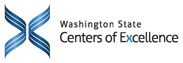 Washington State Center of Excellence logo